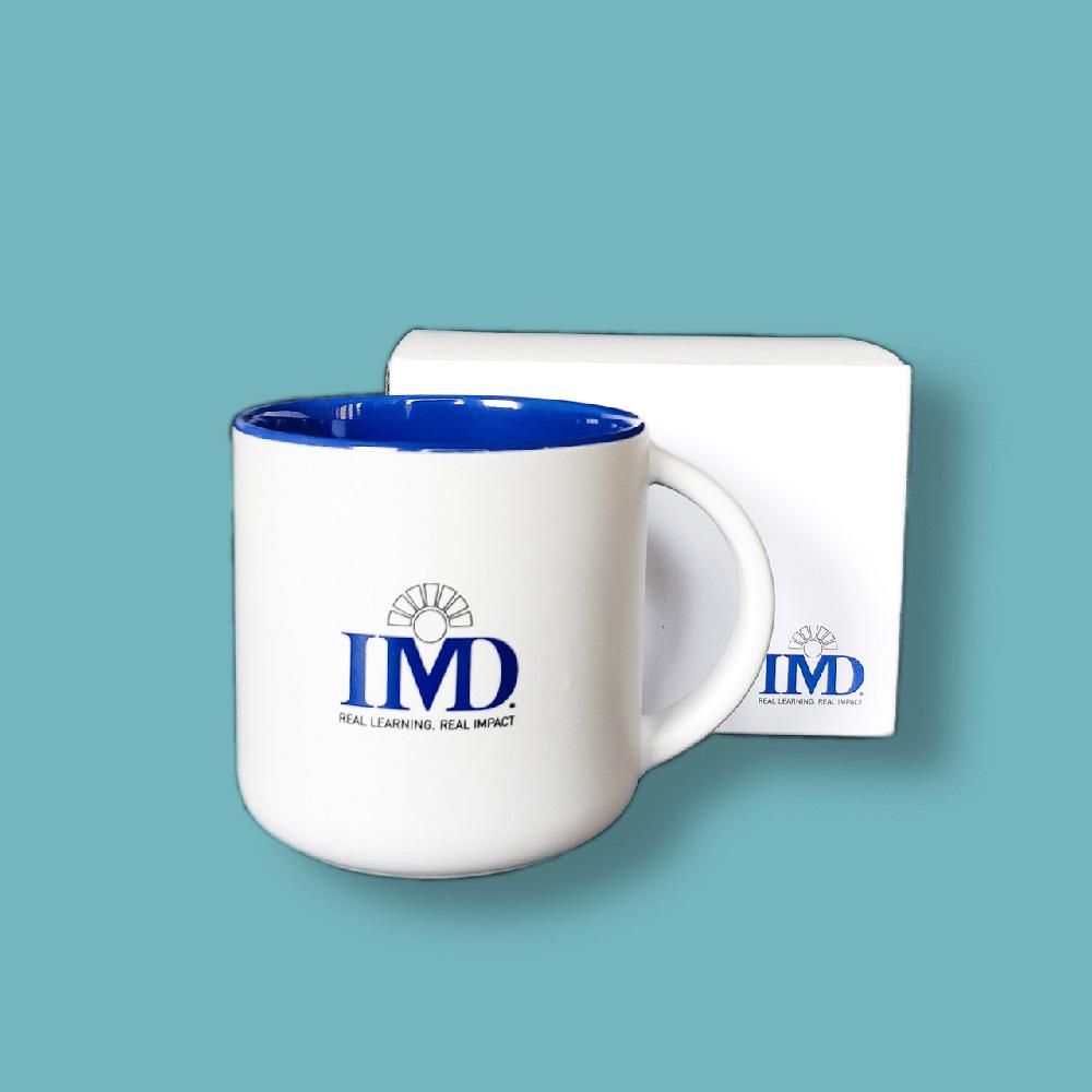 Mug avec boîte personnalisée