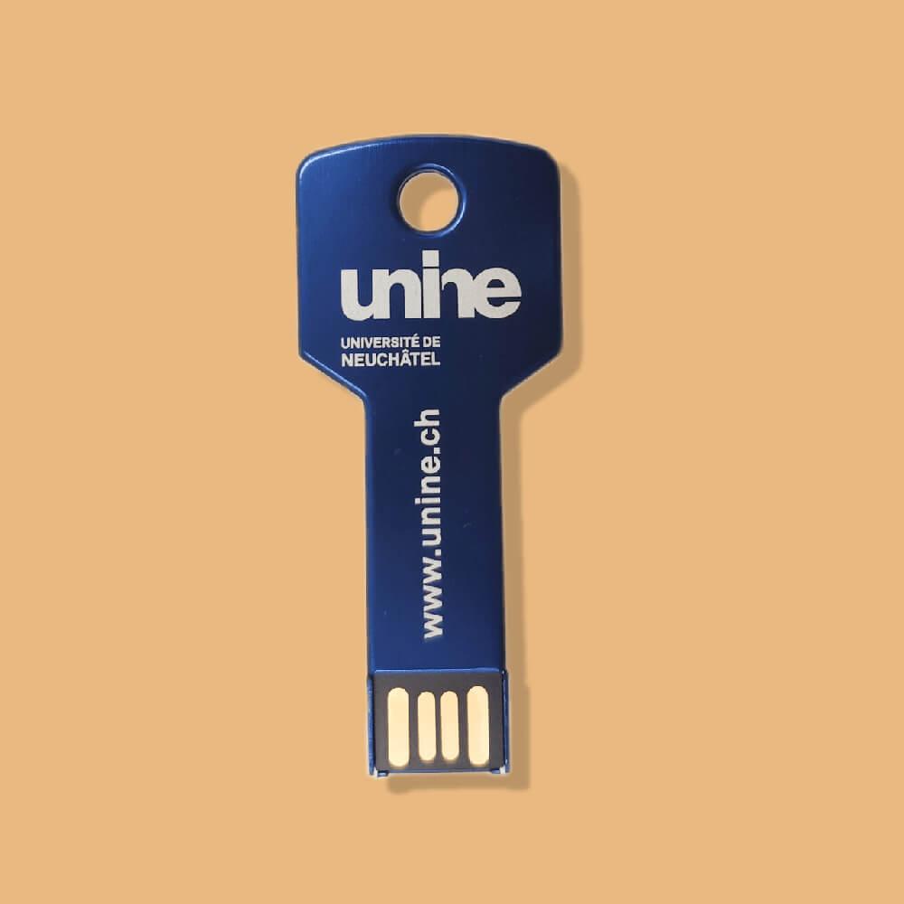 Porte-clef USB