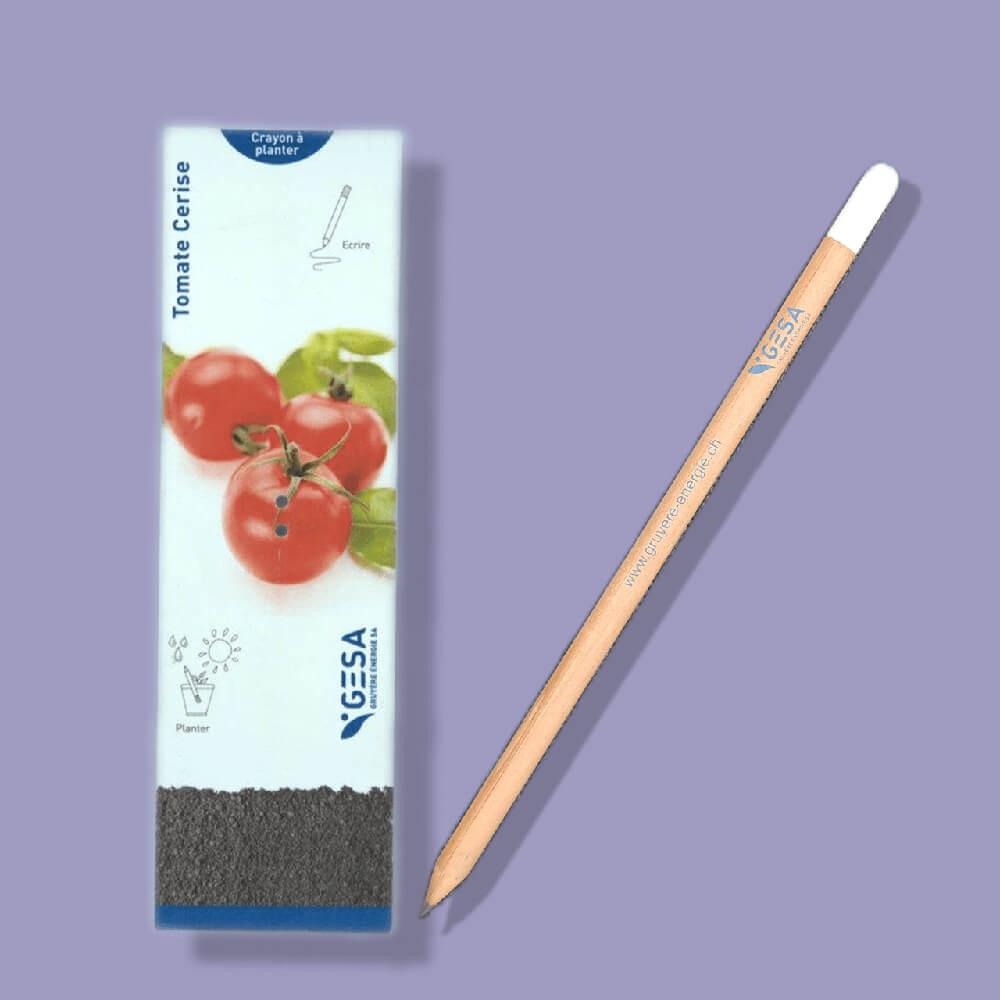 Crayon papier à planter